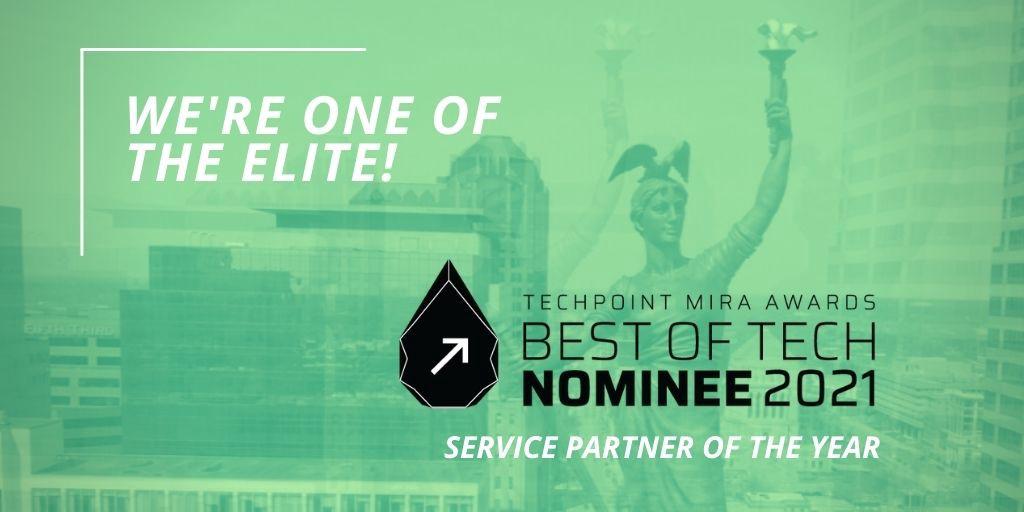 Techpoint Mira Award Nominee