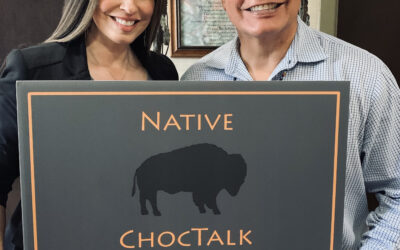 Rachael Youngman, Host of Native ChocTalk, Helps Mobile reCell Celebrate Indigenous People's Day